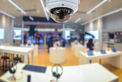 Videotechnik, Videoüberwachungstechnik